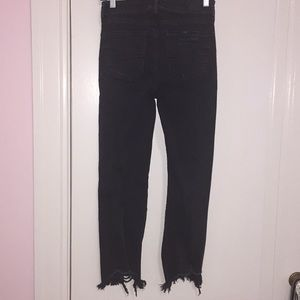 American Eagle Outfitters Jeans - Ripped Black American Eagle Outfitters Jeans